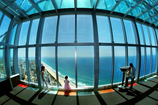 Skypoint Observatory Deck