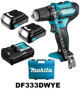 mesin-bor-obeng-baterai-makita-DF333DWYE-harga-jual-dealer-makita-perkakas-murah-jakarta