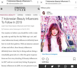 Indonesia's Top Fashion & Lifestyle Bloggers of 2019
