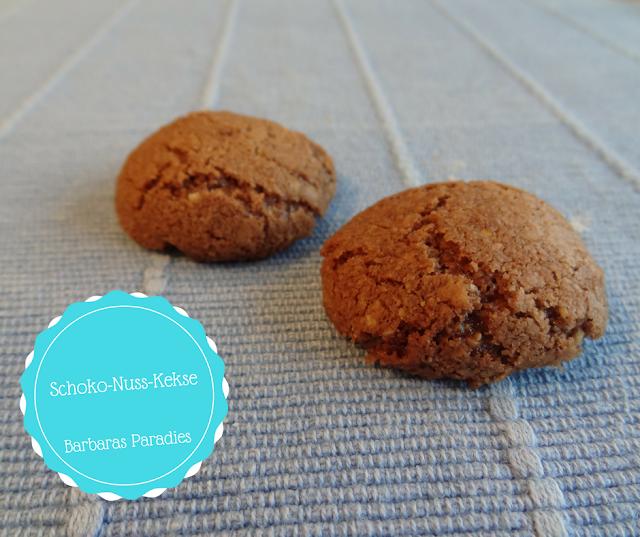 Schoko-Nuss-Kekse