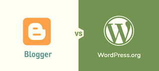 Blogger Vs WordPress : Which is better for Blogging