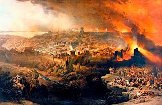 Penaklukkan Yerusalem oleh kekaisaran Romawi