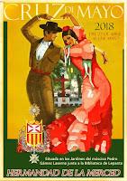 Córdoba (Hermandad de la Merced) - Cruces de Mayo 2018