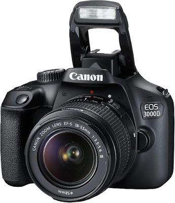 Canon EOS 3000 D DSLR