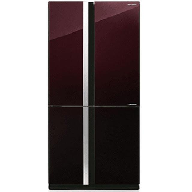 Tủ lạnh 4 cánh Sharp SJ-FX688VG-RD