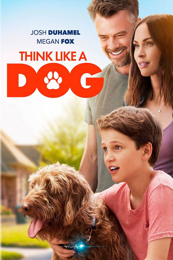 Think Like a Dog [2020] [DVDR] [NTSC] [Latino]