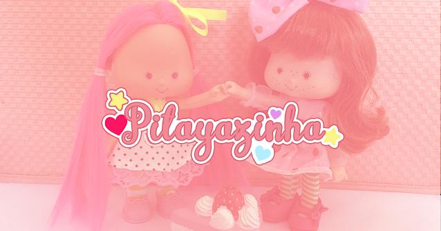 Boneca Pitayazinha, moranguinho customizada