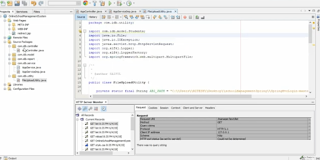 School Management System Project in Java with Source Code