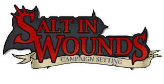 pre-order rpg dnd pathfinder salt in wounds campaign setting via kickstarter & backerkit