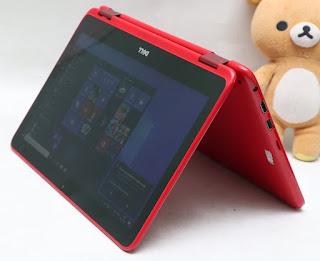 Dell Inspiron 11 3168 Touchscreen Bisa Flip