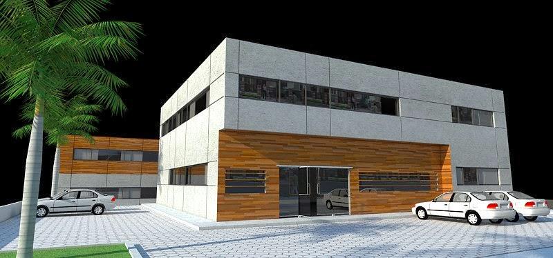 JASA INTERIOR 3D MURAH Desain Bangun Rumah Sakit Modern