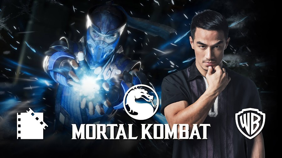 mortal kombat movie reboot joe taslim sub zero kuai liang new line cinema warner bros