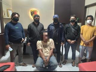 Kurang Dari 24 Jam, Sat Reskrim Polres Sinjai Amankan Pelaku Pembunuh di jalan Agus Salim