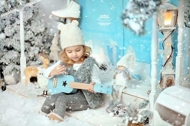 Juleczka jak co rok otwierała sezon na sesje świąteczne