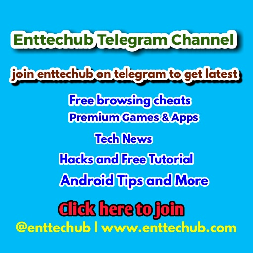 join enttechub telegram channel