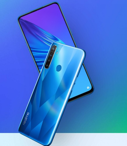 Realme-5-blue-color
