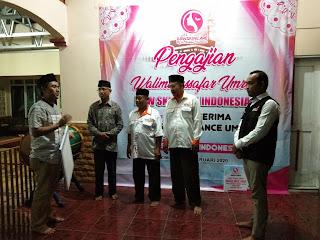DRW SKINCARE hibahkan Ambulan ke Lazismu Kulon Progo