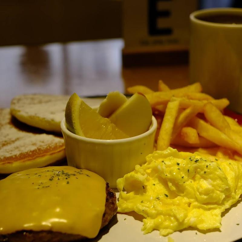 台北人專屬享受黑咖啡與早午餐的周末頹廢:福迪早午餐