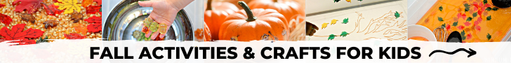 Fall activities & crafts for kids
