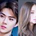 """Sehun de EXO y Jisoo de BLACKPINK han sido revelados como 2 de 3 estrellas para el proyecto digital """"Pasha de Cartier""""."""