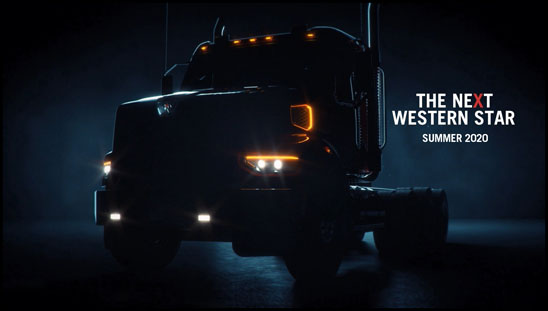 Coming Soon: New Western Star Vocational Truck