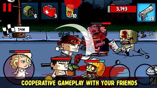 Zombie Age 3 Mod Apk Unlimited