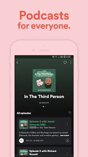 Download Spotify Premium v8.5.36.747 Mod APK Terbaru