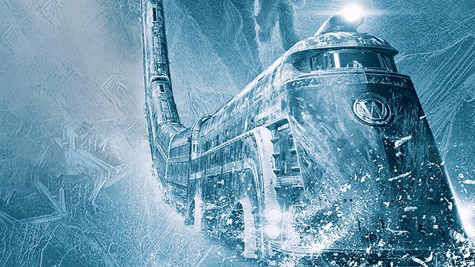 Snowpiercer :  The Post-Apocalyptic Luxury Train