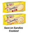 Sandies Cookies Deal Idea at Wegmans