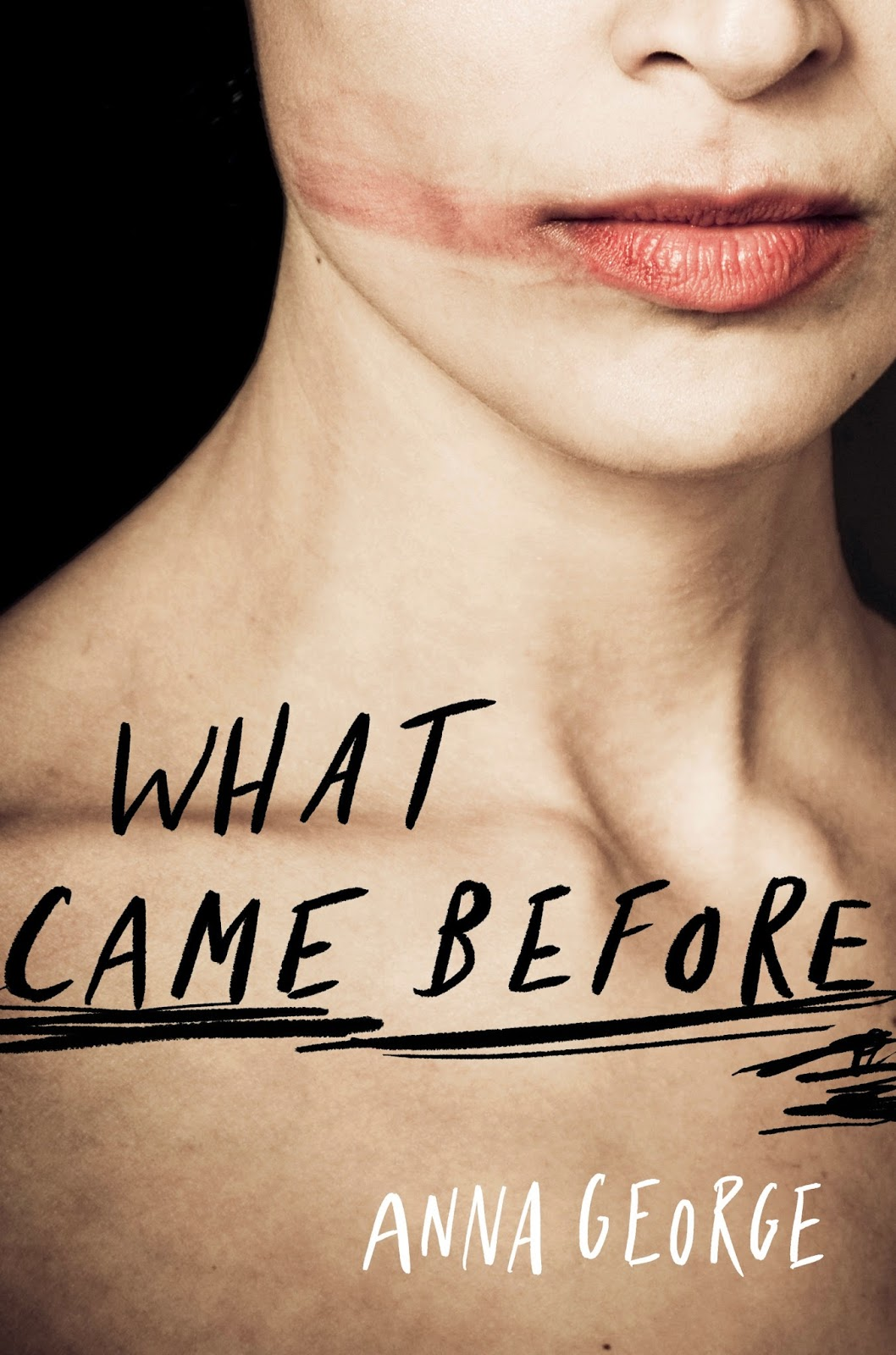 What Came Before by Anna George book cover