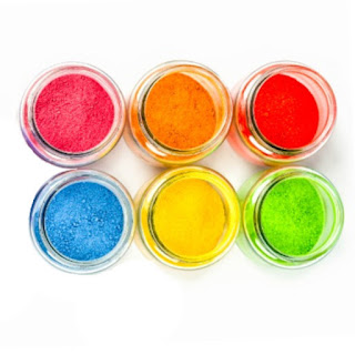 Powdered Paint Recipe