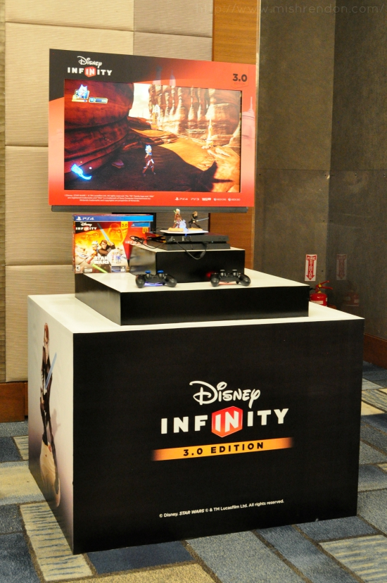 Enjoy Star Wars, Disney, Disney Pixar, and Marvel Characters in the All-New DISNEY INFINITY 3.0