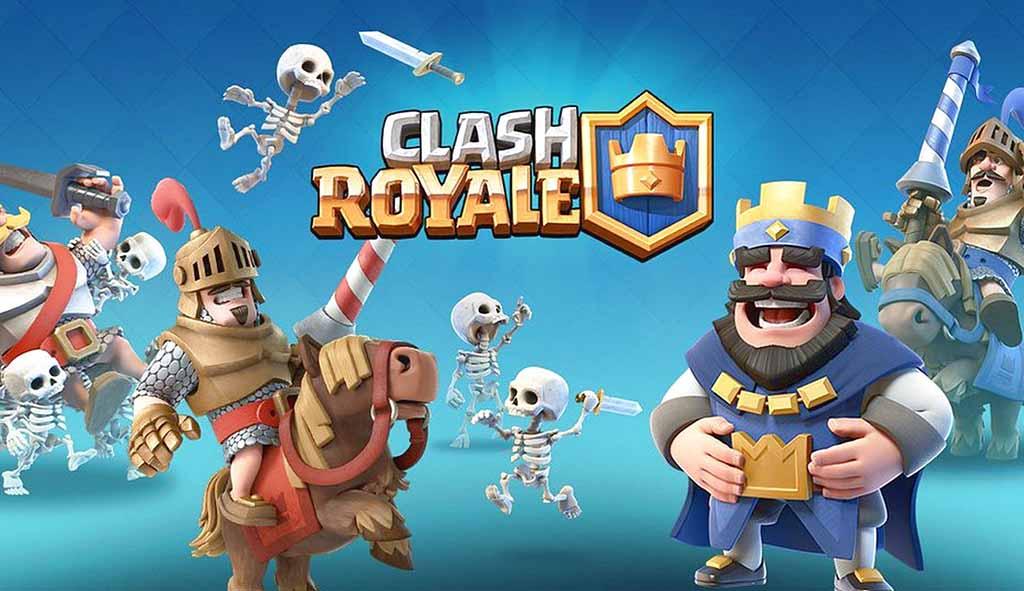 Clash Royale Unlocked Apk 2020