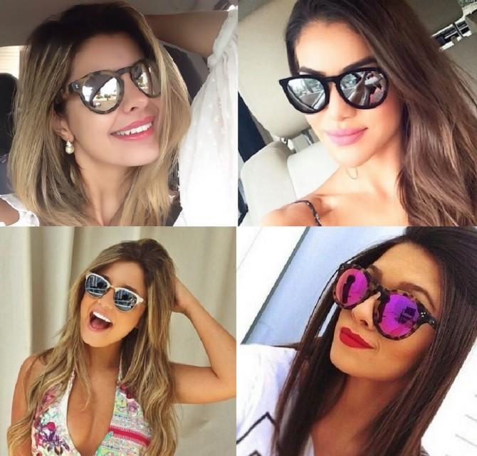 4 modelos de óculos de sol para apostar neste verão - De Batom Vermelho 33a298952e