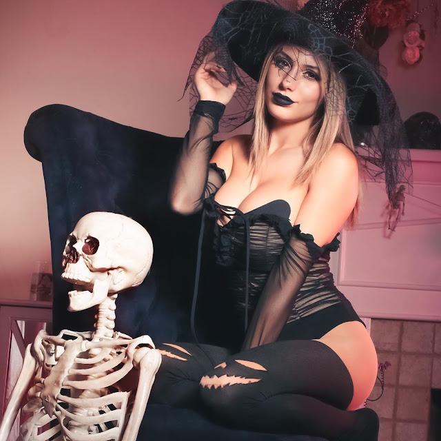 La bella Liz Katz - Cosplay immagini