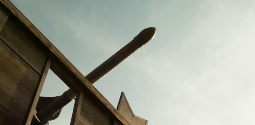 korean cannon arrow