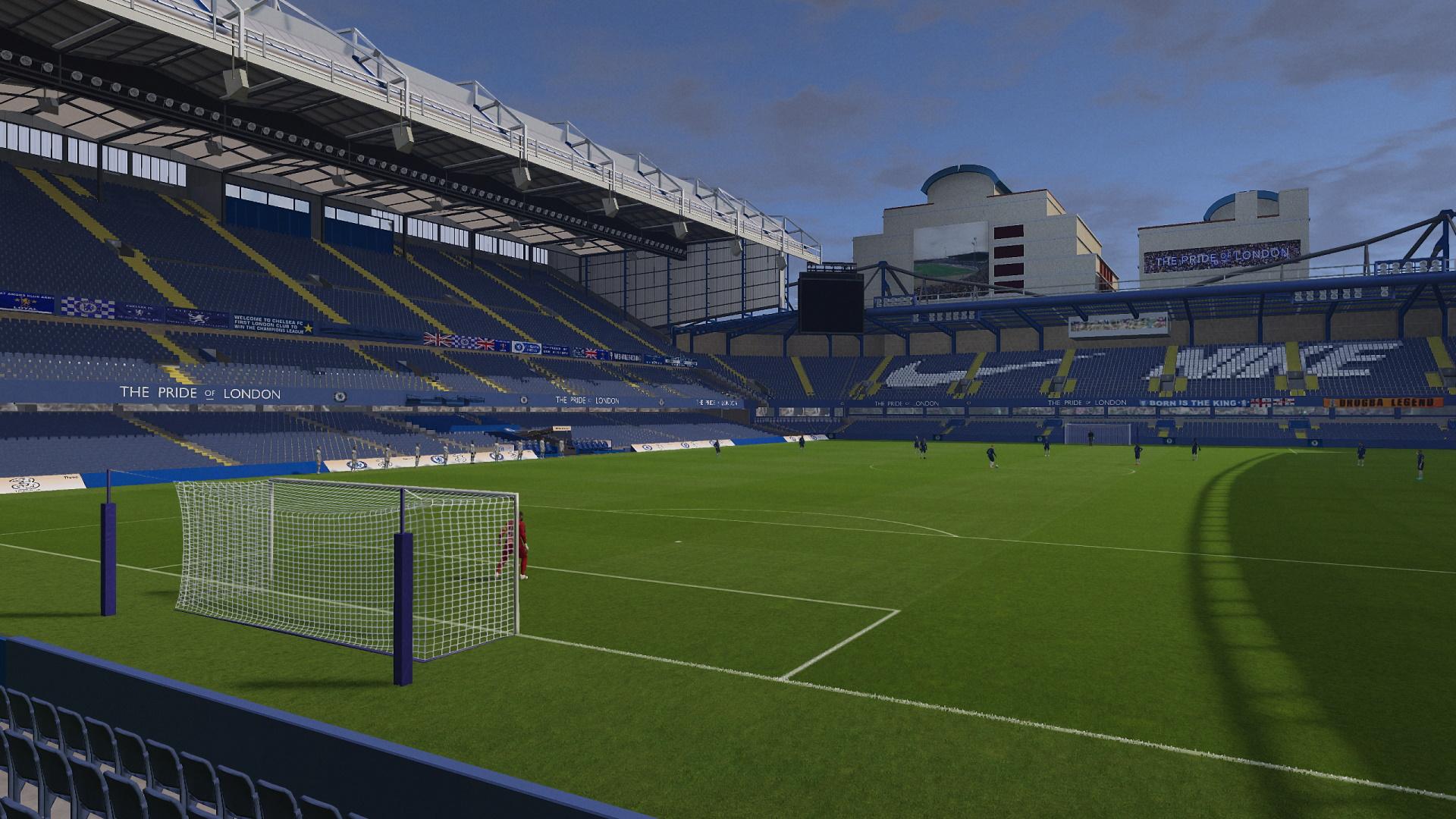 PES 2021 Stamford Bridge