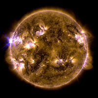 Sun Emits First X-Class Solar Flare of 2013