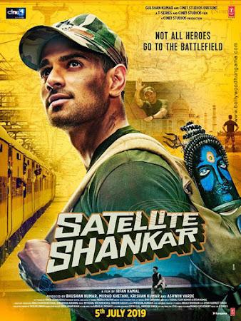 Satellite Shankar (2019) Movie Poster