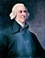 Biography of Adam Smith in Hindi