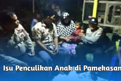 Terkait isu Penculikan Anak di Pamekasan, Polisi: Sedang Kami Selidiki