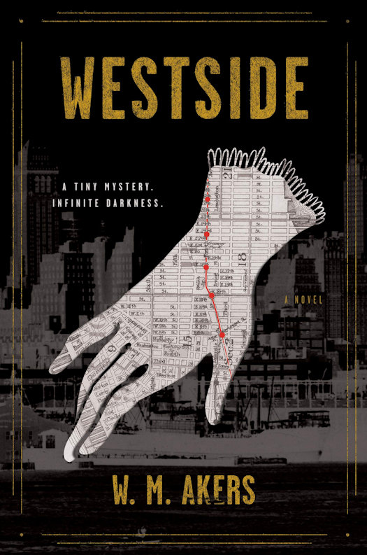 Interview with W.M. Akers, author of Westside