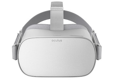 Oculus Connect 2017: Facebook unveils standalone Oculus Go virtual reality (VR) headset