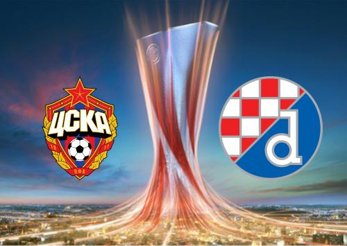CSKA Moscow vs Dinamo Zagreb -Highlights 29 October 2020
