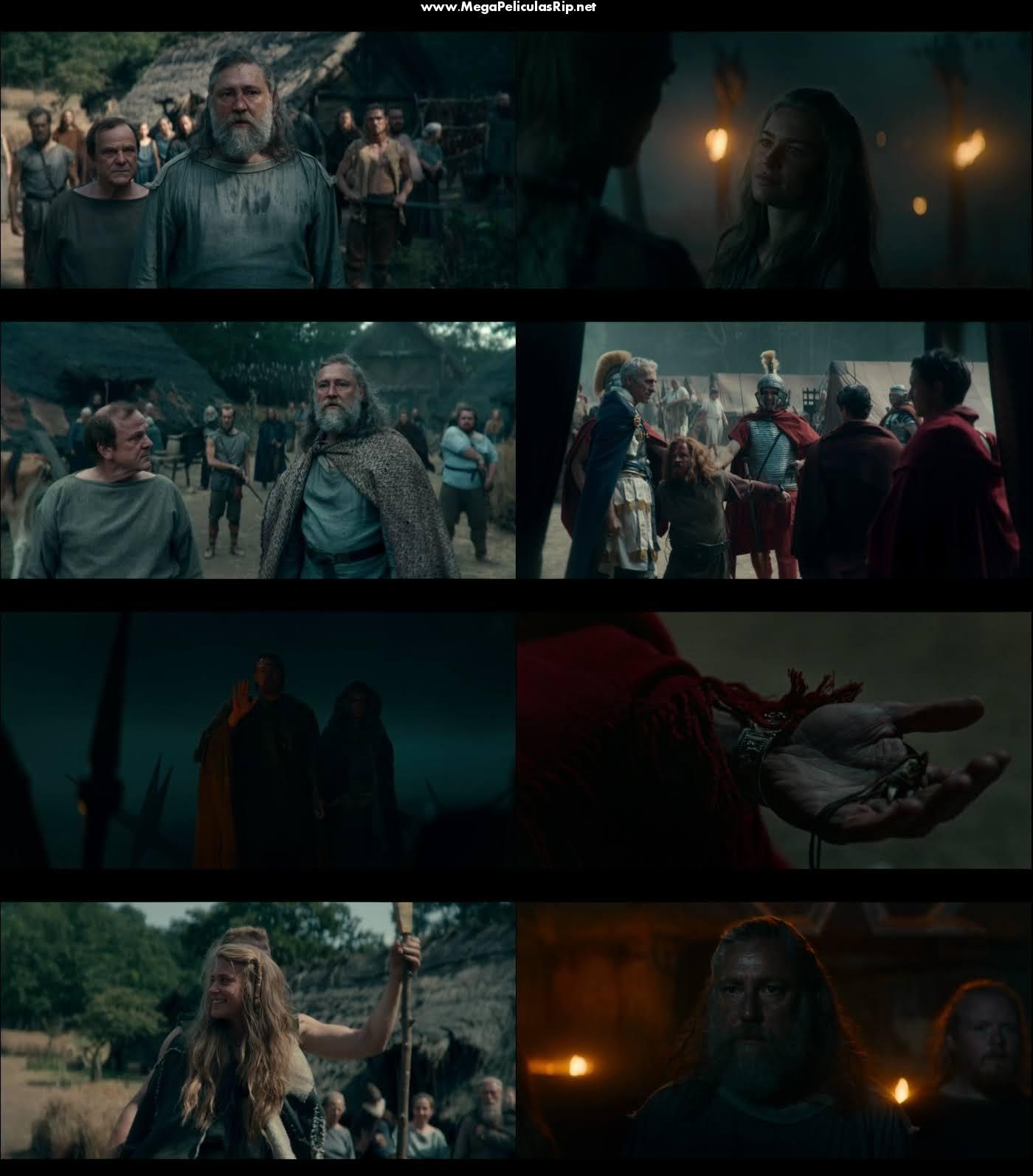 Barbarians Temporada 1 1080p Latino
