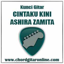 Chord CINTAKU KINI ASHIRA ZAMITA