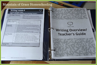 Homeschool Writing Program
