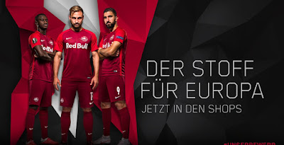Very Much Needed - Nike Red Bull Salzburg 18-19 European Kit Released 0a5e4d33f