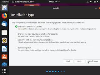 Tutorial Belajar Ubuntu Dari Dasar Untuk Pemula