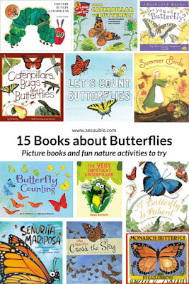 Our favorite picture books about butterflies